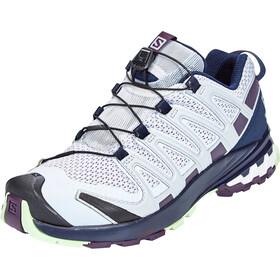 Salomon XA Pro 3D v8 Shoes Women pearl blue/sweet grape/patina green